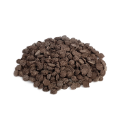 CHOC. BUTTON DARK(TUSCANY)15KG TUSCANY DARK BUTTONS