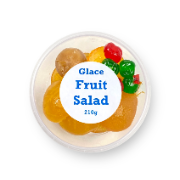 GLACE FRUIT SALAD   210G (4x210G)