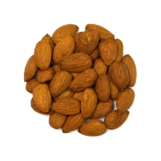 ALMOND NATURAL (24/30)  12.5KG CARMEL/BAX/PRICE