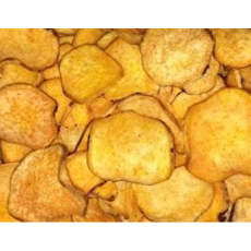 CHIPS - SWEET POTATO UNSA. 5KG UNSALTED